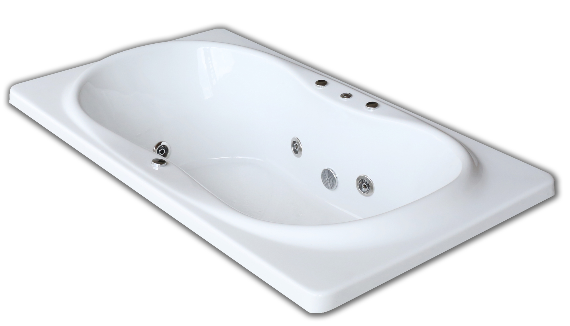 Signature Oasis Whirlpool Bath