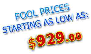 RecDirect Factory Outlets Above Ground Pools Pricing starts at $929.00