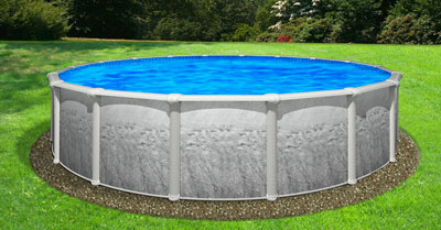 Celebrity Above Ground Swimming Pool